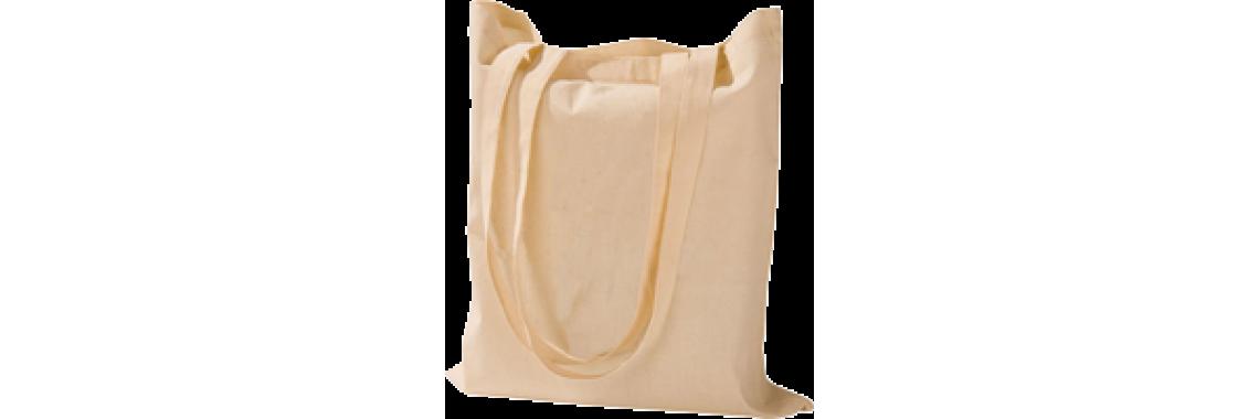 Промо сумка из бязи